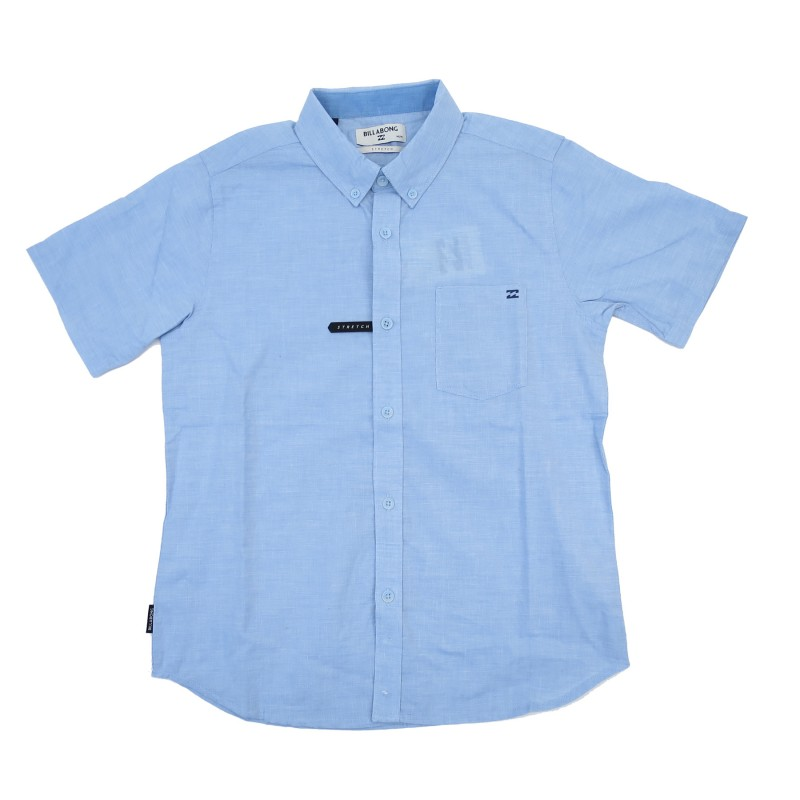 all day chambray ss b518jall lbl