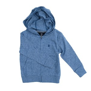 PARKER HOODED ZIP Y0331732 SMB